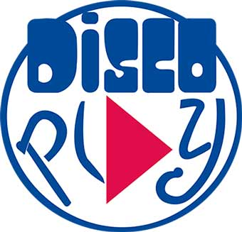 Logo de DIscomovil Discoplay
